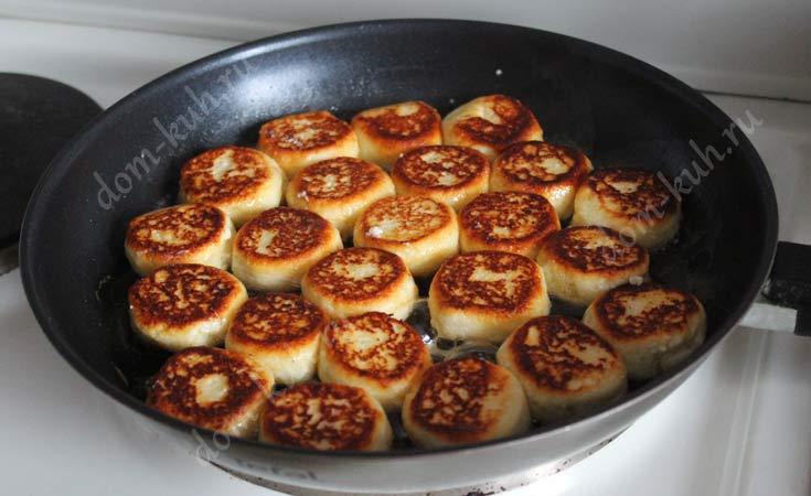 Как правильно жарить сырники